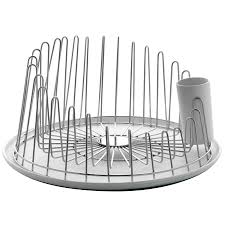 Kitchen Dish Drainer Rack Tempo Dish Drying Rack By Alessi Dish Rack Stardust