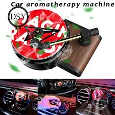 DSY Turntable Phonograph Car Fragrance Air Freshener ...