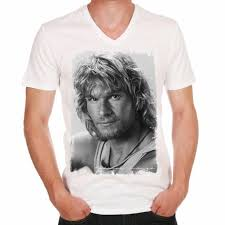 patrick swayze blond point break men s t shirtfunny uni cal gift shirt design tees from fashionistas tees 10 28 dhgate