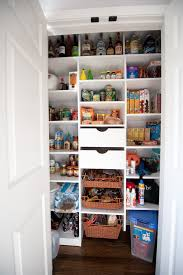 How To Get The Most Pantry Storage From A Small Space. Traditional Kitchen  ...