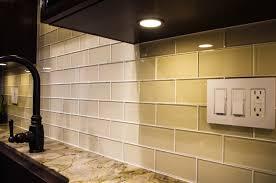 Subway Tile Kitchen Colored Subway Tile Long Blue Island Color Ideas White Subway