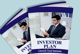 Business plan to present to investors