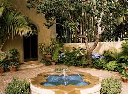 Small Picture Mediterranean Garden Ideas Old Olive Tree Makes A Dramatic Focal
