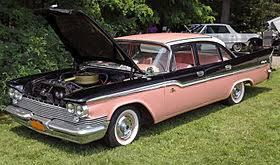 chrysler windsor 1959 chrysler windsor 4 dr sedan front left pink black jpg