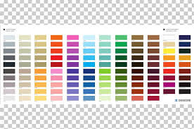 Paint Color Chart Homebase Interior Design Services Png