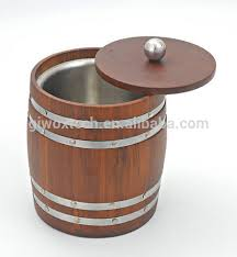 Wooden Ice Bucket, Wooden Ice Bucket Suppliers and Manufacturers at  Alibaba.com