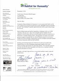 Charity Thank You Letter Sample Cancer Doctor Back Employees Sales