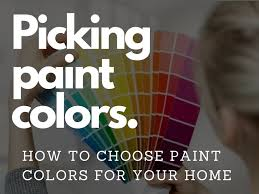 how to choose paint colors houston tx