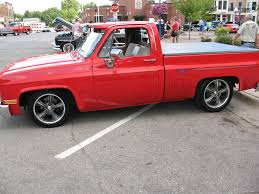 show me your 73-87 lowered/bagged c10's - Page 4 - The 1947 ...