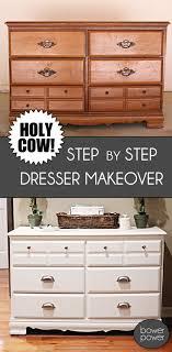 diy furniture makeovers. Dressier Dresser. Furniture MakeoverDiy Diy Makeovers E
