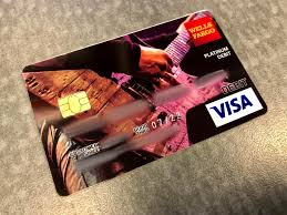 How To Design Your Own Debit Card Wells Fargo Just Received My Custom Debit Card Didnt Think The Bank