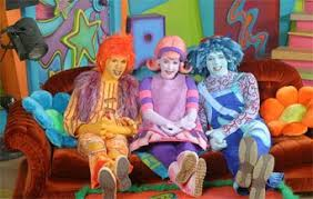 my wife and i have tried showing her snippets of other shows but nothing resonates with her it s not that we don t like the doodlebops