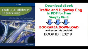 Traffic and Highway Engineering, SI Edition - Video Dailymotion
