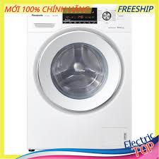 Miễn phí công lắp đặt_ Máy giặt Panasonic NA-128VG6WV2, Inverter, 8kg