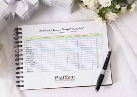 wedding planning on a budget free printable wedding planner checklist for every bride platform