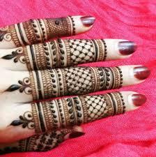 Beautiful Henna Designs For Fingers Mehndi Designs For Finger Finger Mehndi Design 2019 Hd