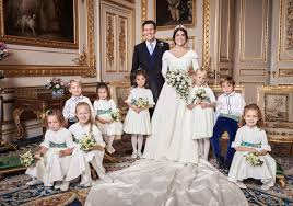 Princess Beatrice S Wedding Dress Could Not Be More Different Than Princess Eugenie S