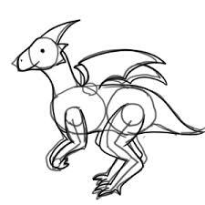 ドラゴンのイラストの簡単な書き方 初心者でも描ける イラストの簡単