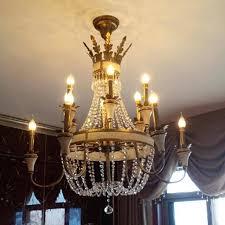 large hanging light fitting bronze color for foyer hallway fashion big crystal chandelier lighting fixture antique lights crossword clue