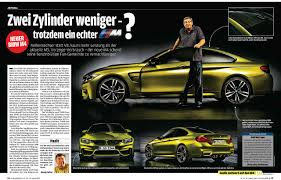 BimmerBoost - AutoBild claims to have the 2014 BMW F82 M4 ...