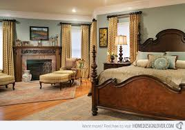 High Quality Colorful Master Bedroom
