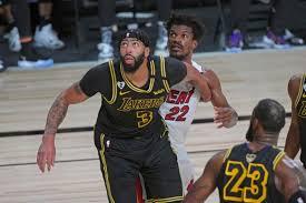 Men's new era black los angeles lakers 2020 nba finals champions locker room 9fifty snapback adjustable hat. Lakers To Don Black Mamba Jerseys For Game 5 Nba Com