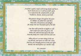 Family Grief Poems