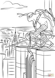 Small Picture Coloring Pages Raphael From Teenage Mutant Ninja Turtles Out Of