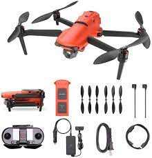 Amazon.com: Autel Robotics EVO 2 8K Cramera Drone 40 Minutes Flight Time  Foldable Quadcopter Drone with Drone Accessorise Kit (Standard) : Toys &  Games