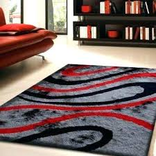 black white and gray area rugs red and gray area rug impressive grey rugs for black