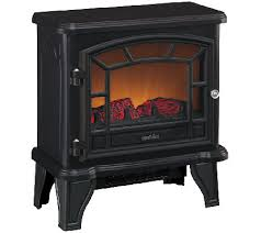 Duraflame Maxwell Charming Electric Stove Fireplace Heater - Page ...