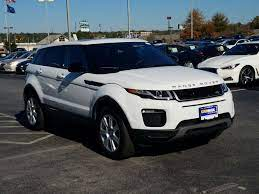 Used 2016 Land Rover Range Rover Evoque In Town Center Georgia Carmax Land Rover Range Rover Evoque Range Rover