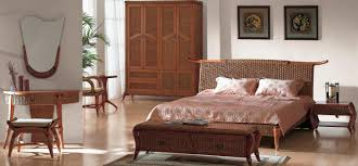 Traditional Simple White Wicker Bedroom Furniture Benefits of