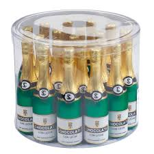 Champagne Bottle Cake Decoration Culpitt Chocolate Champagne Bottles 60mm Grown up cupcakes 42