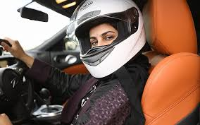 Film Charts How Newly Licensed Saudi Women Motorists Try To