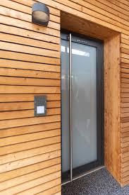 Holz Alu Fenster Und Beschattung In Einfamilienhaus In Schömberg
