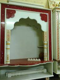 Stone Mandir Design Hari Om Marbles And Granites Latest Design Pooja Mandir 2013