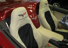 05 2016 ultimate custom corvette seat