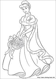 Small Picture Disney Princess Christmas Coloring Sheets Free Printable Colouring