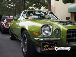 1971 Chevrolet Camaro Z28: Lime Green with Envy [Summer Get ...