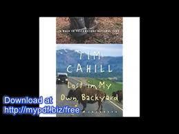 Lost In My Own Backyard A Walk In Yellowstone National Park Crown Lost In My Own Backyard