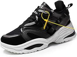 Thick Sole Brand Men Casual Shoes Fashion ... - Amazon.com