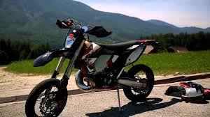 ktm 250 exc supermoto youtube