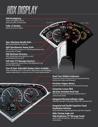 hdx series Yamaha Motorcycle Tachometer Wiring Diagram at Dakota Digital Motorcycle Tachometer Wiring Diagram