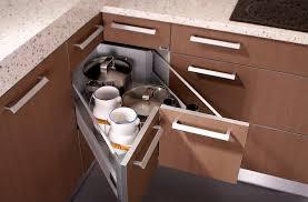 corner kitchen furniture. View In Gallery Butterfly Corner Drawers Offer Additional Storage Space [Design: Seva Kitchens] Kitchen Furniture
