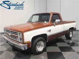 1985 to 1987 Chevrolet Silverado for Sale on ClassicCars.com