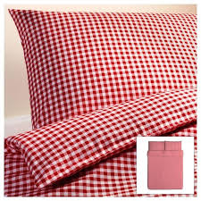 red gingham quilt quilt cover and 2 pillowcases red check red check cm red gingham bedding red gingham quilt