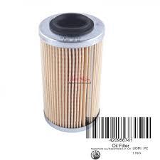 Sea Doo Oem 420956741 Oil Filter All 1503 4 Tec