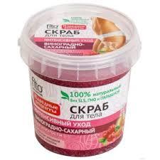 <b>Скраб для тела</b> ФИТОкосметик Виноградно-сахарный   Отзывы ...