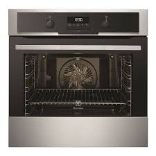 electrolux pyro self clean single oven eoc5651cax ovens